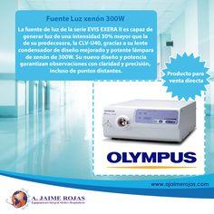 Representantes Exclusivos de la línea médica en Perú de #Olympus