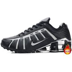 the latest e525b cbb39 Mens Nike Shox NZ 3 OLeven Black Grey Silver Mens Nike Shox, Nike Shox Nz