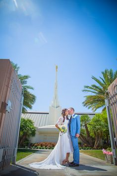 LDS Las Vegas Temple Marriage