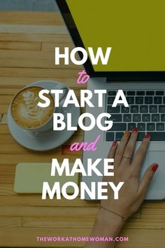 Starting a blog doesn't have to be expensive or difficult to setup. If you want to make money from blogging, here's how to do it in 7 easy steps - no tech experience needed!