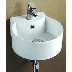 S-BATH.gr - Νιπτήρες μπάνιου επιτοίχιοι