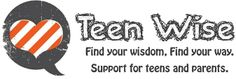 Teen Wise - support for teens & parents