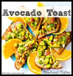 Create this Avocado Toast Pinwheel Platter to share or just scarf on your own.