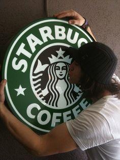 Starbucks=love Starbucks, Love, Coffee, Amor, Kaffee, Cup Of Coffee