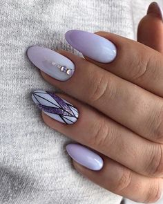 Expand style to your fingernails using nail art designs. Donned by fashionable stars, these types of nail designs can incorporate instant allure to your apparel. Shellac Nails, Glitter Nails, My Nails, Acrylic Nails, Yellow Nails, Purple Nails, Nails For Kids, Holiday Nail Art, Dream Nails