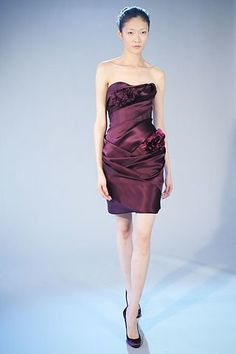 Marchesa Fall 2008 Ready-to-Wear Collection Photos - Vogue