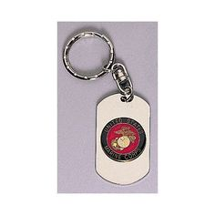 Parris Island, Marine Mom, Key Chains, Dog Tags, Personalized Items, Amazon, Dogs, Silver, Jewelry