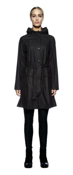 Curve Jacket - Black
