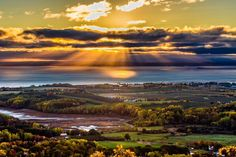 """The Lookoff, Annapolis Valley, Nova Scotia. East Coast Travel, East Coast Road Trip, Road Trip Usa, Annapolis Royal, Annapolis Valley, Nova Scotia Travel, Acadie, Atlantic Canada, Holiday Places"