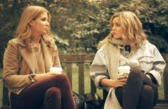 Made in Chelsea - my reality tv addiction Millie Mackintosh, Made In Chelsea, Garden Dress, West London, Warm Coat, Reality Tv, Movie Tv, Tv Shows, Street Style