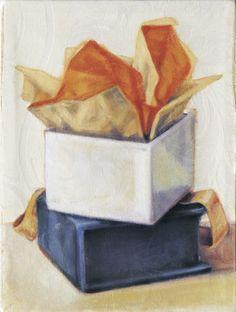 """Whatever you want"" 2009, olio su tessuto, cm 20 x 15"