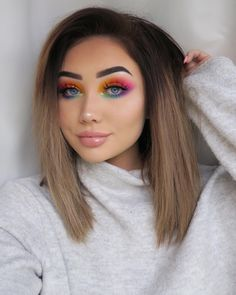 "4,948 Likes, 152 Comments - G i n a B o x ♡ (@ohmygeeee) on Instagram: ""Where is everyone from? . Video of this look is further down my page . Brows-…"""