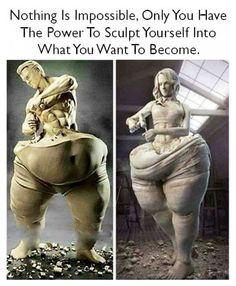 power to sculpt yourself into what you want to become - Cerca con Google