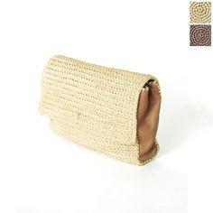 raffia clutch crochet - Google zoeken