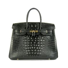 eedc3385097c Ms. platinum package, crocodile pattern, leather production, it has a very  good