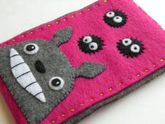 Totoro iPhone Case by Pipp88 on Etsy