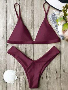 Sexy Micro Thong Bikini Swimsuit Women Swimwear Push Up Triangl Biquini 2017 Yellow Bikini Female Bathing Suit Maillot De Bain