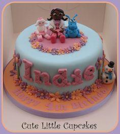 doc mcstuffin cake   Doc McStuffins Birthday Cake - by HeidiS @ CakesDecor.com - cake ...