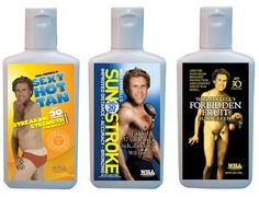 Will Ferrell's Sunscreen - funny and real