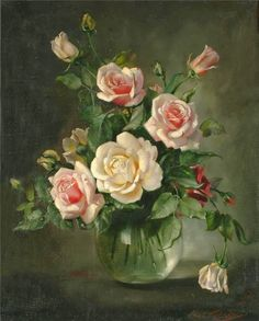 HAVE A NICE DAY: Cecil Kennedy's Floral Palettes