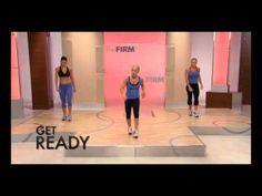 ▶ The Firm Express Get Thin in 30 Cycle 1 Ignite Cardio 21 min Fitness DVDRip - YouTube