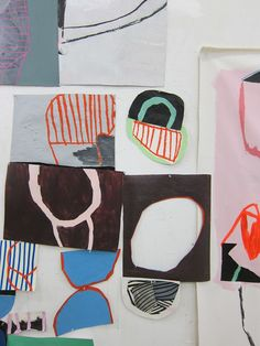 LIFE and LIMB----Sarah Boyts Yoder, VCCA studio residency and fellowship, studio shot, minimalistic drawing Gravure Illustration, Illustration Art, Painting Inspiration, Art Inspo, Grafik Design, Simple Art, Art Plastique, Art Sketchbook, Moleskine
