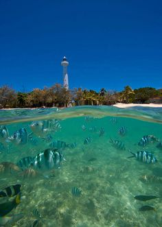Amedee Light House- Noumea, New Caledonia