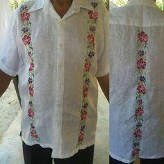 Shirts Embroidered Bordadas 101 Camisas Imágenes Mejores De ZqAYX