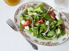 The Ultimate Greek Salad | Genius Kitchen