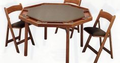 Compelling  Wooden Poker Table Top and real wood poker tables