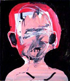 punk   acrylic on canvas.530×455mm.. shohei hanazaki's web p…   Flickr