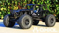 axial wraith rc rock crawler review