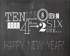 Happy New Year Sayings 2020 - sylvester - wandbehandlung Chalkboard Art Quotes, Chalkboard Lettering, Chalkboard Designs, Chalkboard Printable, Chalkboard Ideas, Chalkboard Scripture, Chalkboard Drawings, Happy New Year Quotes, Happy New Year Cards
