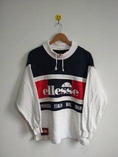 cf8ecf06 Ellesse Vintage ellesse sweatshirt Size US S / EU 44-46 / 1 Ellesse Clothing