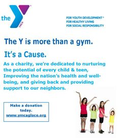 YMCA of Gloucester County's Annual Campaign. Donate today- ymcagloco.org