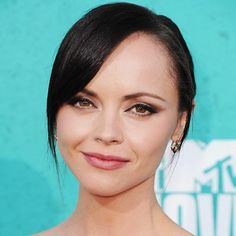 Christina Ricci's Changing Looks - 2012  - from InStyle.com
