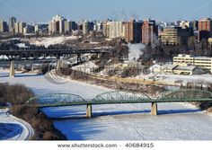 Edmonton, Alberta CANADA... People here are so friendly! Be sure to Visit the Edmonton Mall!!!