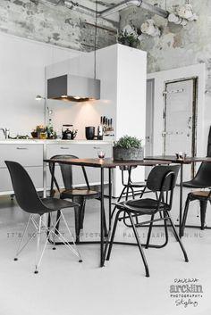 + #kitchen #dining
