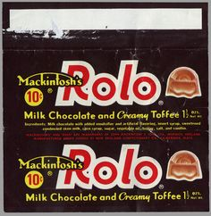 CC_USA – Mackintosh's – NECCO – Rolo 10-cent candy wrapper ...