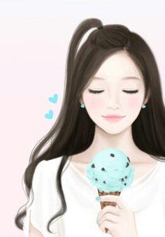 Ice cream dalkom