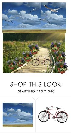 """""""Ready to ride in the wind"""" by kotnourka ❤ liked on Polyvore featuring interior, interiors, interior design, home, home decor, interior decorating, PATH and Grandin Road"""