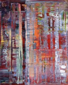 Gerhard Richter » Art » Paintings » Abstracts » Abstract Painting » 783-2