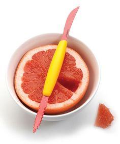 Nonstick Squirtless Grapefruit Knife @scrapwedo