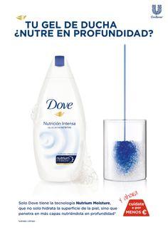 Páginas publicidad lociones corporales.  2011 - Unilever