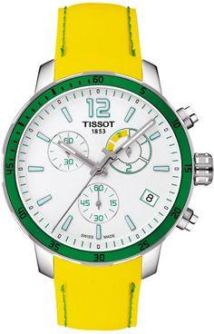 Tissot Watch Quickster Football