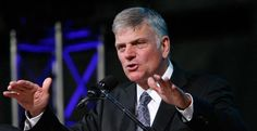 Canadian Apostates Conspire To Block Franklin Graham Crusade