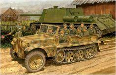 Sd.Kfz. 10 Ausf.B