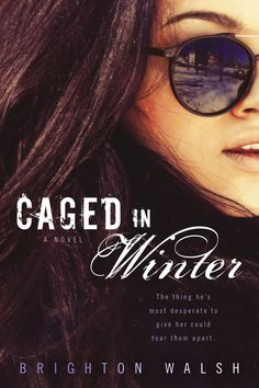Reviews by Tammy and Kim: Release Launch/Blog Tour: Caged in Winter: Brighton Walsh