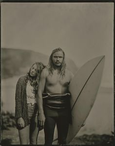 joni sternbach's photographs chronicle surf style around the world | read | i-D
