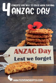 Here are 4 ANZAC Day concepts you need to cover in early primary. Ensure your students understand history concepts when teaching HASS in line with the Australian curriculum. Downloadable teaching resources to help you teach the curriculum in Australia to Foundation Year, Grade One, Grade Two and Grade Three students. Primary School Curriculum, Anzac Day, Unit Plan, Australian Curriculum, Teacher Blogs, Teaching Resources, Foundation, About Me Blog, Students